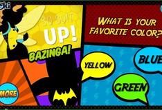 Игра Игра Тест Какая ты девушка супергерой?