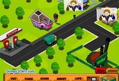 Игра Игра Очистим зеленый город