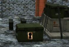 Игра Побег из армейского ангара