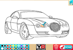 Игра Формула 1 Раскраска машин