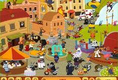 Игра Игра Разноцветный город