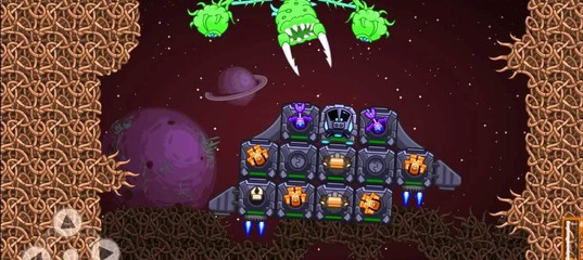 Игра Galaxy Siege 3