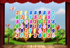 Игра Математика с клоуном