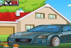 Игра Мыть машину