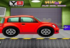 Игра Спа для машины