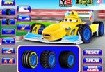 Игра Мойка гоночного автомобиля