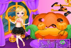Игра Наряд для активной вечеринки на Хэллоуин