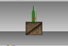 Разбить бутылочку