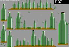 Стрельба по бутылочкам