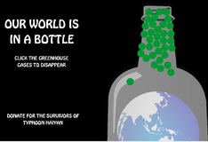 Наш мир в бутылочке
