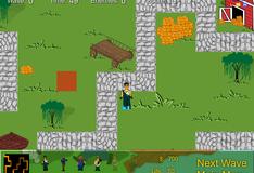 Рабочие на ферме