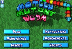 Игра Игра Motley Mutant Worm