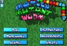Игра Игра Motley Mutant Worm