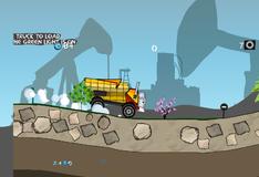 Игра Ржавый грузовик