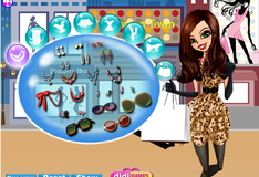 Игра Модный шоппинг
