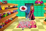 Игра Поход в супермаркет