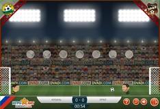Игра Игра Футбольные головы Чемпионат России 2015-16