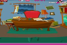 Игра Побег из книжной комнаты