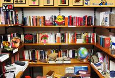 Поиски предметов в книжном магазине
