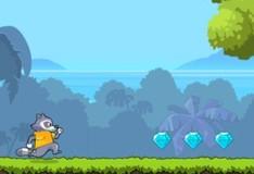 Игра Беготня по джунглям