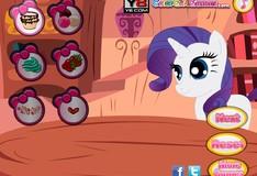 Игра Мороженое для маленькой пони