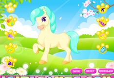 Игра Моя очаровательная пони