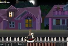 Игра Ночная стрельба по соседям Энтони