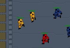 Игра Последняя линия обороны