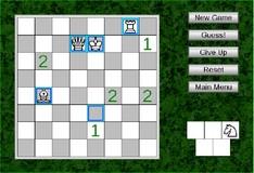 Игра Игра Детективные шахматы