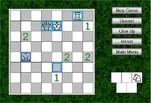 Игра Детективные шахматы