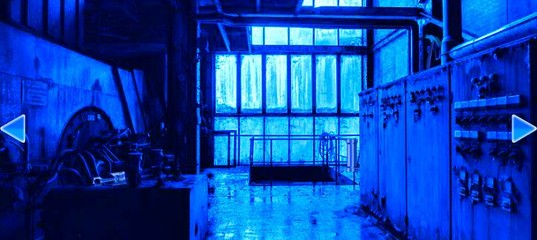 Игра Побег: заброшенная фабрика