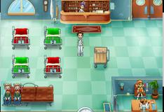 Игра Ажиотаж в больнице