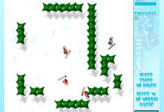 Игра Снежное сражение