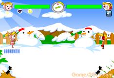 Игра Снежное веселье