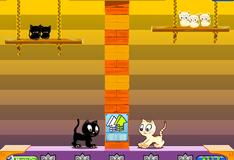 Игра Драка котов