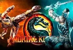 Игра Игра Мортал комбат: Мифическое сражение