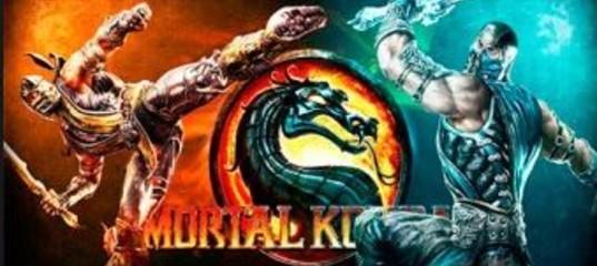 Игра Мортал комбат: Мифическое сражение