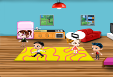 Игра Виртуальная семья