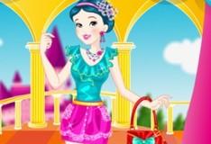 Игра Романтическое свидание Белой Принцессы