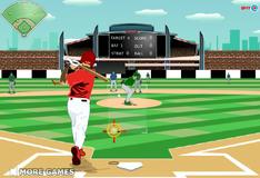 Игра Лига бейсбола