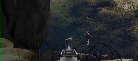 Игра Зомби Последняя Линия Обороны
