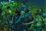 Игра Игра Ниндзя Против Зомби 2