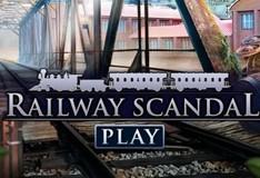 Игра Железнодорожный скандал