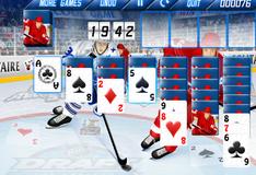 Игра Пасьянс со звездами хоккея