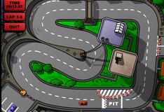 Игра Скоростная гонка