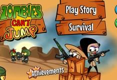 Игра ГТА: Игра Зомби не Умеют Прыгать