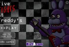 Игра ГТА: Игра 5 Ночей С Фредди 3