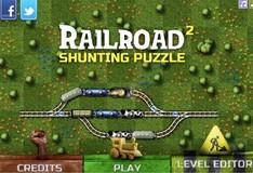 Игра Игра Маневры на железной дороге 2