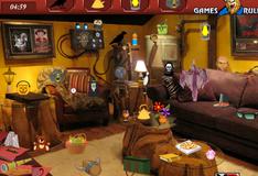 Игра Предметы в комнате страха