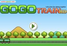Игра Игра ГоуГоу поезд ХД